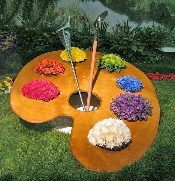 Garden-Palette