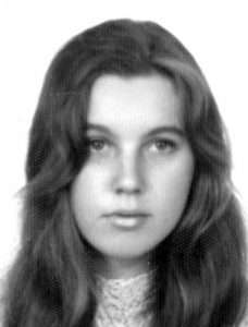 Zdjęcie zmłodości Iwony Majewskiej-Opiełki
